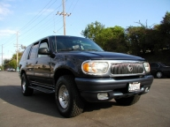 Used Orange County 2000 MERCURY MOUNTAINEER ALL WHEEL DRIVE