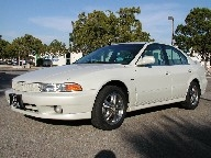 Used Orange County 2000 MITSUBISHI GALANT GTZ