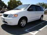 Used Orange County 2001 MAZDA MPV  Minivan
