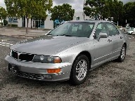 Used Orange County 2001 MITSUBISHI DIAMANTE LS