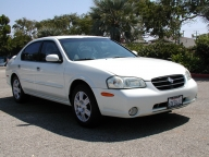 Used Orange County 2001 NISSAN MAXIMA GLE