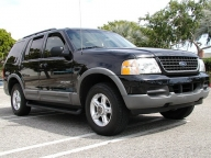 Used Orange County 2002 FORD EXPLORER XLT   7 Passenger