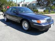 Used Orange County 2002 Mercury Grand Marquis LS