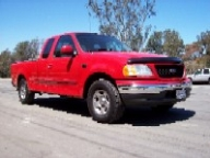 Used Orange County 2003 FORD F-150 XLT SUPER CAB TRUCK