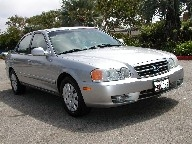 Used Orange County 2004 KIA OPTIMA LX
