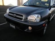 Used Orange County 2005 Hyundai Santa Fe GLX