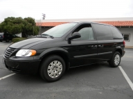 Used Orange County 2007 Chrysler Town & Country Minivan