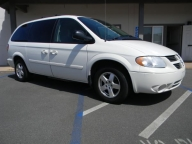Used Orange County 2007 Dodge Grand Caravan SXT