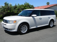 Used Orange County 2010 Ford Flex SEL Fully Loaded 7 Passenger DVD Players