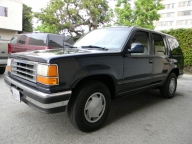 Used Orange County 1991 Ford Explorer