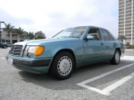 Used Orange County 1993 Mercedes Benz 300E 3.2