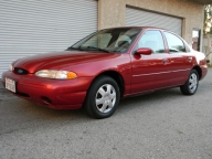 Used Orange County 1996 Ford Contour