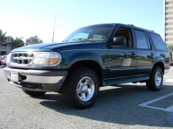 Used Orange County 1996 Ford Explorer XLT