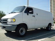 Used Orange County 1997 Dodge Ram B2500 Cargo Van