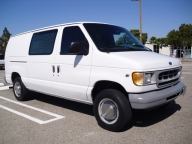 Used Orange County 1997 Ford Econoline E250 Cargo Van