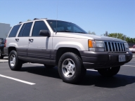 Used Orange County 1997 Jeep Grand Cherokee 4x4