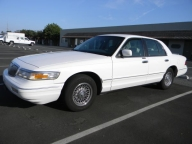 Used Orange County 1997 Mercury Grand Marquis LS