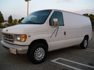 Used Orange County 1998 Ford E150 Cargo Van