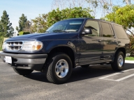 Used Orange County 1998 Ford Explorer XLT