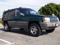 Used Orange County 1998 Jeep Grand Cherokee Laredo