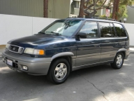 Used Orange County 1998 Mazda MPV All Sport Minivan