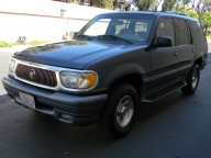 Used Orange County 1998 Mercury Mountaineer