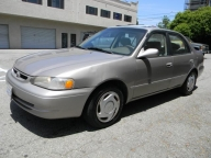 Used Orange County 1998 Toyota Corolla LE