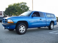 Used Orange County 1999 Dodge Dakota Pickup Truck