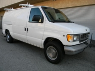 Used Orange County 1999 Ford Econoline E250 Cargo Van