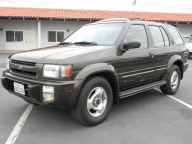Used Orange County 1999 Infiniti Qx4 SUV