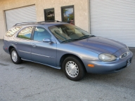 Used Orange County 1999 Mercury Sable Wagon