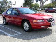 Used Orange County 2000 Chrysler Cirrus LXI