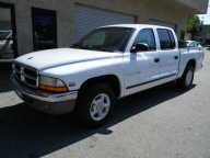 Used Orange County 2000 Dodge Dakota SLT Quad Cab Pickup Truck
