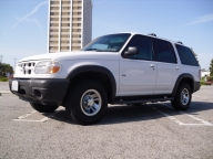 Used Orange County 2000 Ford Explorer 4X4