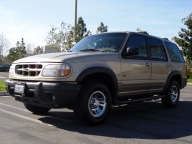 Used Orange County 2000 Ford Explorer 4 Door