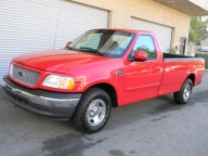 Used Orange County 2000 Ford F150 XLT LongBed Pickup Truck