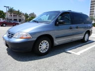 Used Orange County 2000 Ford Windstar LX