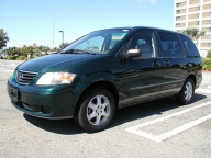Used Orange County 2000 MAZDA MPV LX MINIVAN