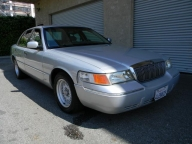 Used Orange County 2000 Mercury Grand Marquis