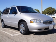 Used Orange County 2000 Mercury Villager