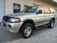 Used Orange County 2000 Mitsubishi Montero Sport LS
