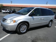 Used Orange County 2001 Chrysler Town & Country Limited