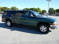 Used Orange County 2001 Dodge Dakota 4 Door Crew Quad Cab