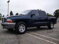 Used Orange County 2001 DODGE DAKOTA SLT QUAD CAB PICKUP TRUCK