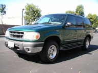 Used Orange County 2001 Ford Explorer XLT