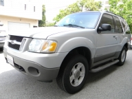 Used Orange County 2001 Ford Explorer Sport