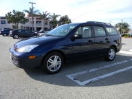 Used Orange County 2001 Ford Focus Stationwagon