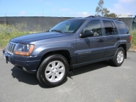 Used Orange County 2001 Jeep Grand Cherokee Laredo