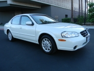 Used Orange County 2001 Nissan Maxima