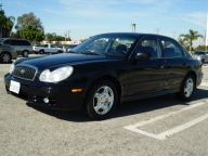 Used Orange County 2002 Hyundai Sonata